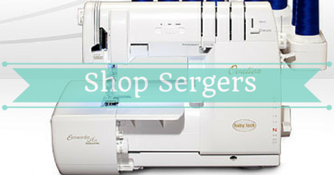 Baby Lock Serger Machines