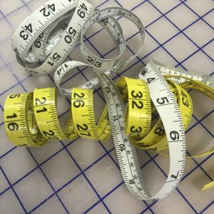 Garment Sewing Skills: Taking Measurements