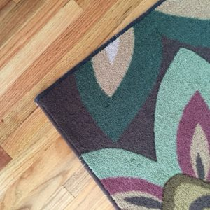 Feel Free to Compliment Me: Zede's Rug Fix