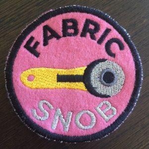 Fabric Snobbery
