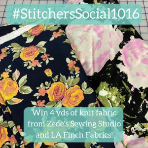 Bonus Episode: Stitcher's Social 10/16