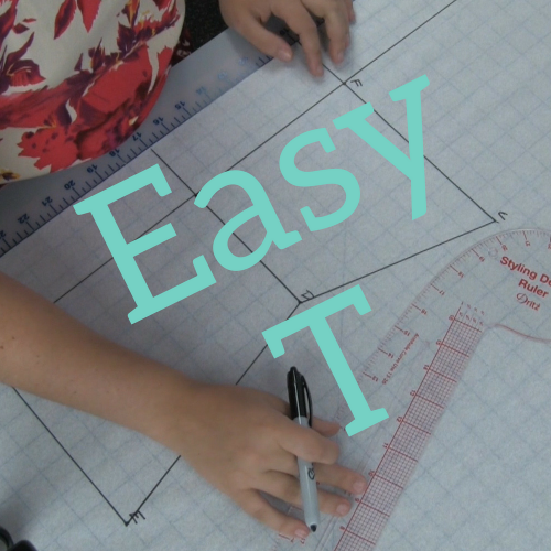 Basic Pattern Drafting Using Your Body Measurements