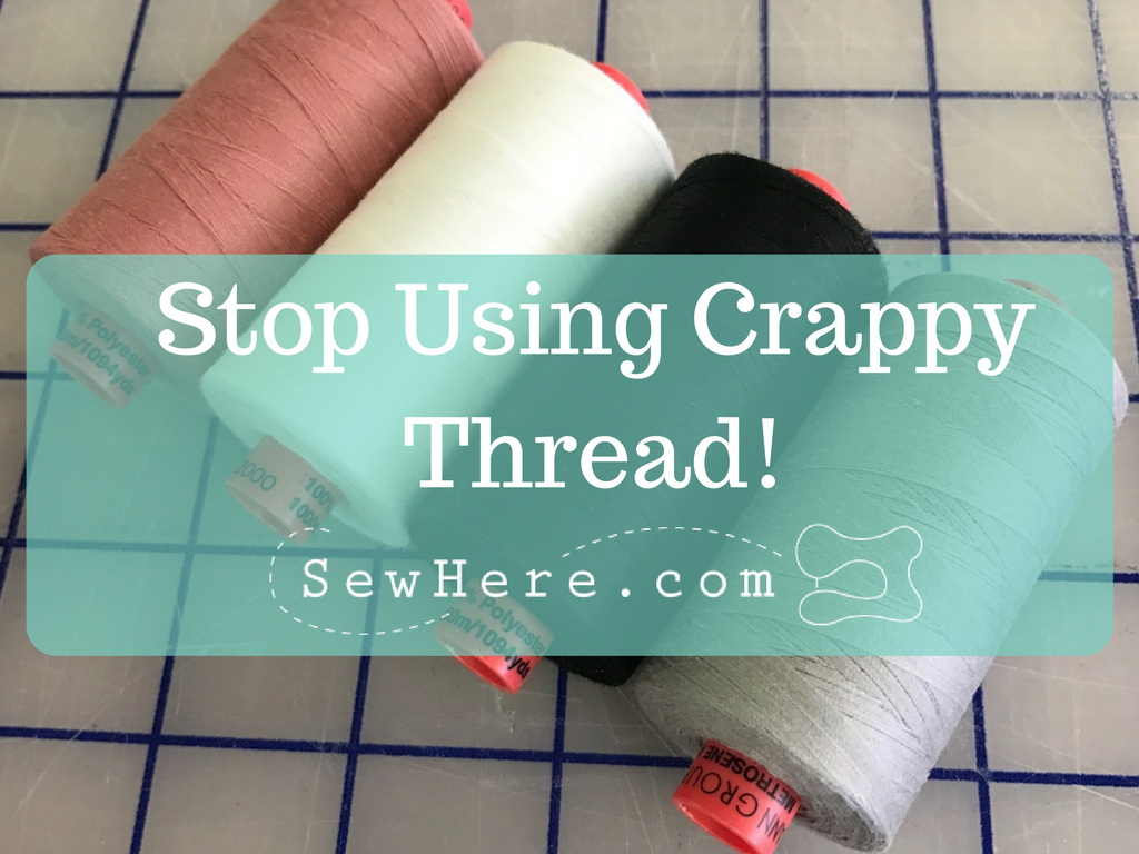 Always Trace Your Sewing Pattern copy 2