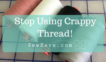 Stop Using Crappy Thread