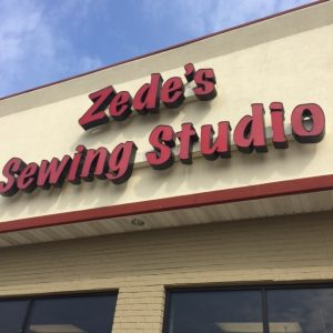 Zede's Brick and Mortar Store Closing