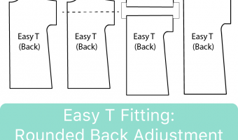 Easy T Fitting: The Rounded Back Adjustment