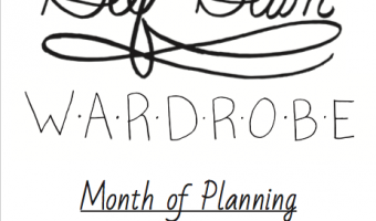 The Self Sewn Wardrobe Planners are Here