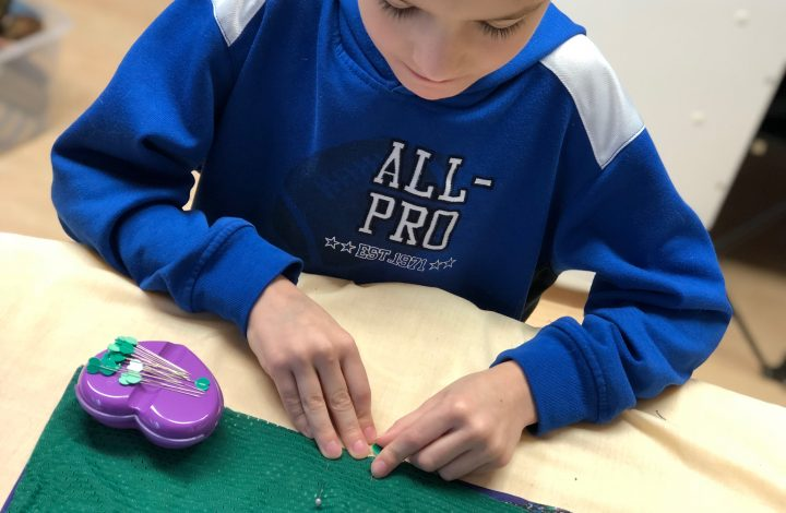 I Sew For Fun- Kids Sewing Tools from Nancy Zieman