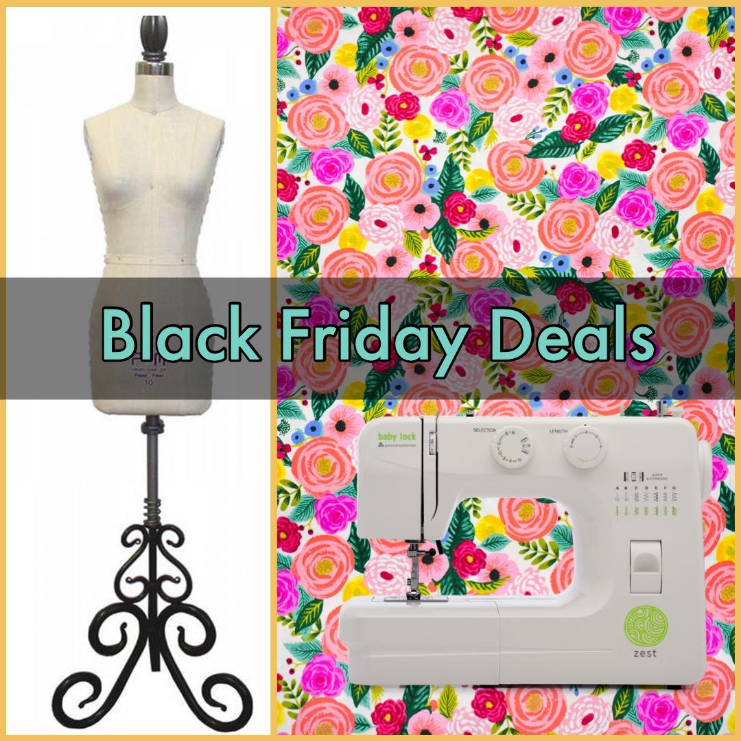 Black Friday Sewing Deals 2018 Sewhere Com