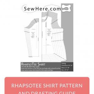 RhapsoTee Pattern