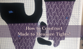 How to Construct Made to Measure Stockings