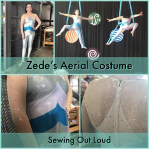 Zede's Aerial Costumes April 2019