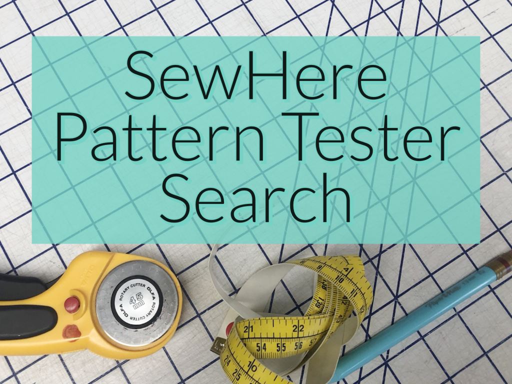 SewHere Tester Search