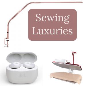 Sewing Room Luxuries